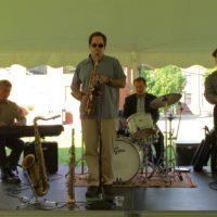 Jazz Affair for MARC's annual Wine Tasting on Wesleyan Campus