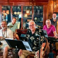 Occasional Jazz Band at Essex Corinthian Yacht Club